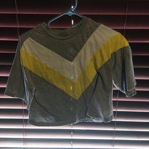 Cropped T Shirt